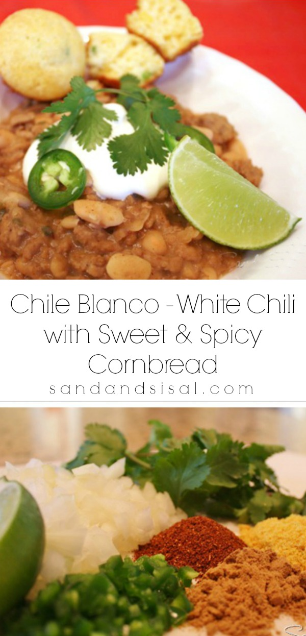 Chile Blanco - White Chili