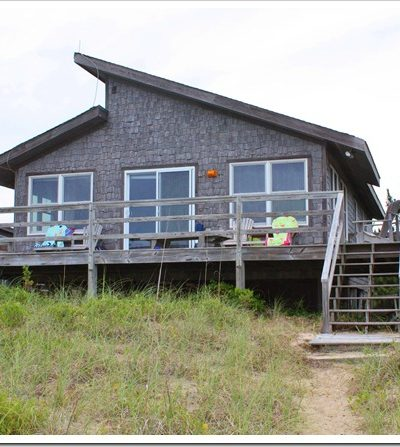 Hatteras Island Beach Cottage