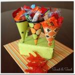 Halloween Treat Cones