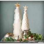 Capiz Shell Christmas Trees