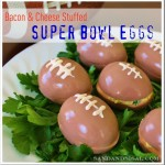 Super Bowl Eggs