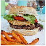 Ultimate Crab Cake Burger - Chesapeake Bay Burger