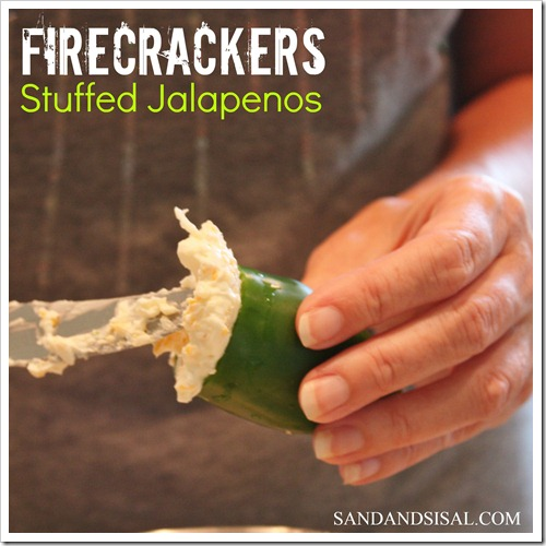 firecrackers stuffed jalapenos