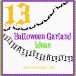 13 Halloween Garland Ideas