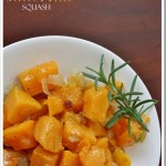 Roasted Butternut Squash by Sand & Sisal