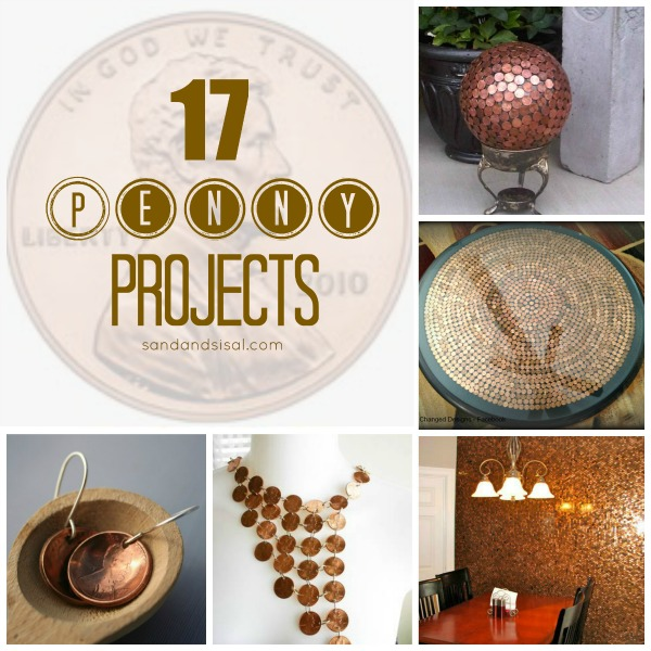 17 Penny Projects - Sand and Sisal