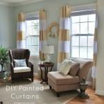 DIY Curtains - Sand & Sisal