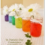 A St. Patrick's Day Centerpiece