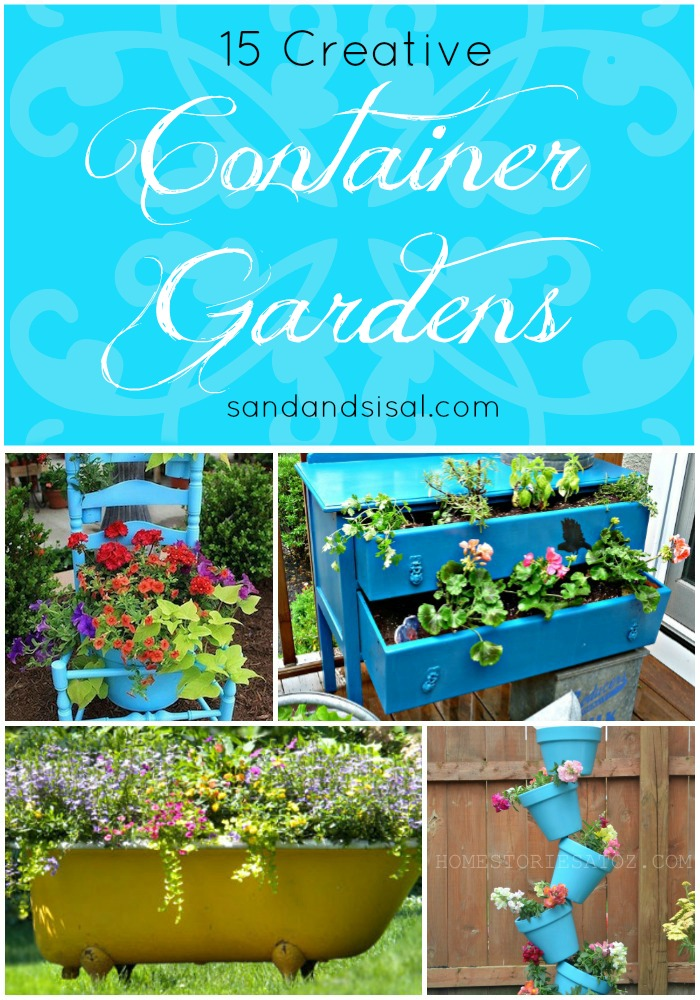 15 Creative Container Gardens - c4a.bc9.myftpupload.com