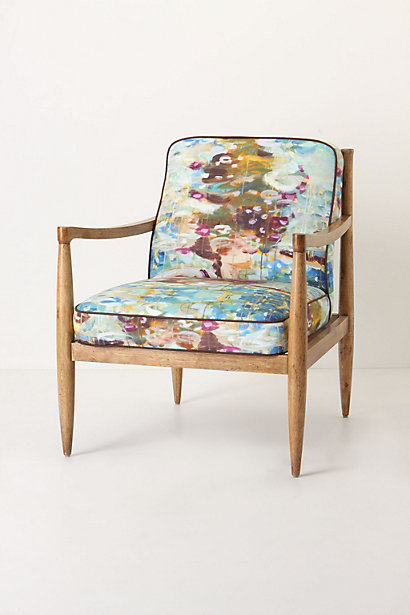 Anthropologie Calandria Armchair