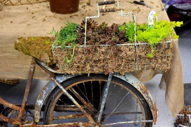 Creative Containers - Bike Basket
