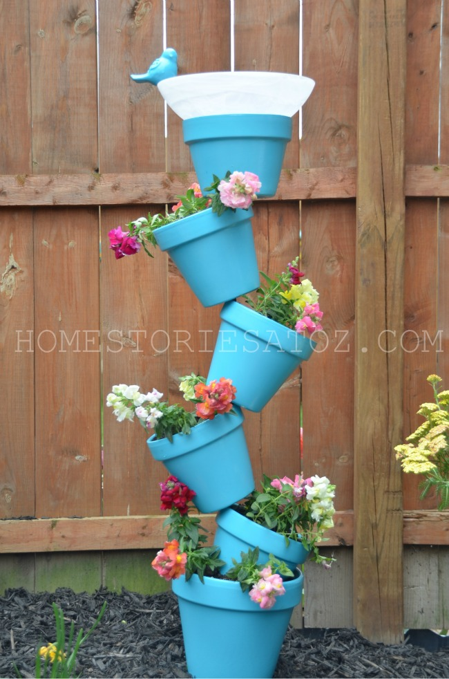 Creative Containers - Topsy Turvy pots