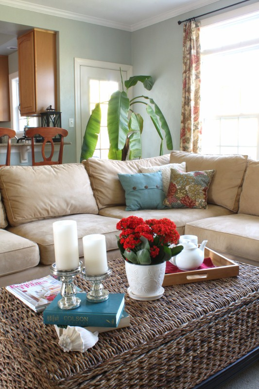 Better Homes & Gardens Family Room Refresh - Sand and Sisal