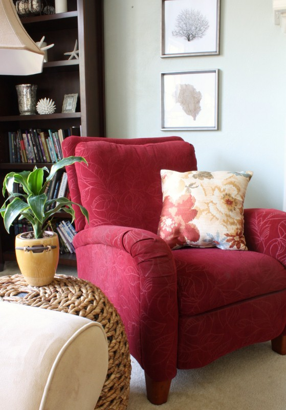 Better Homes and Gardens Family Room Makeover