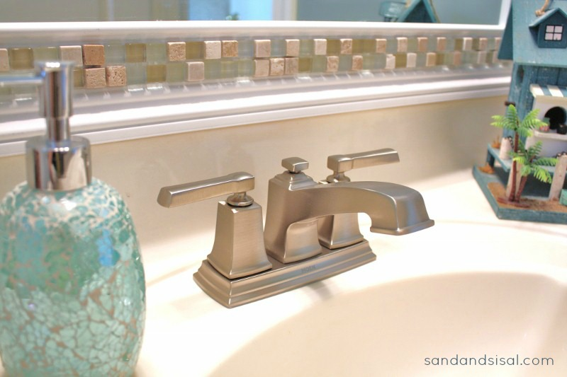A Woman 39 S Guide To Installing A Faucet Sand And Sisal