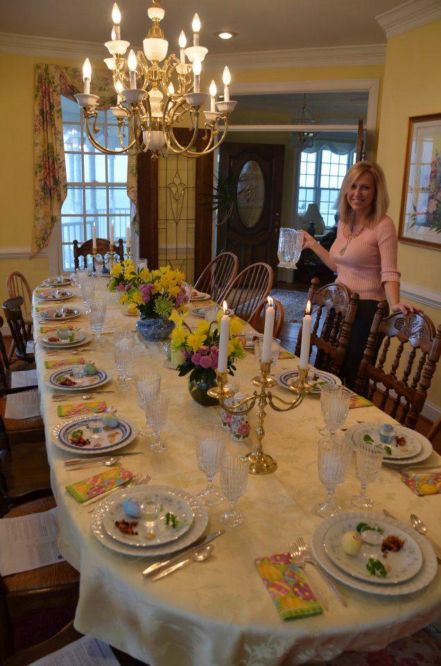 Seder-Easter Dinner