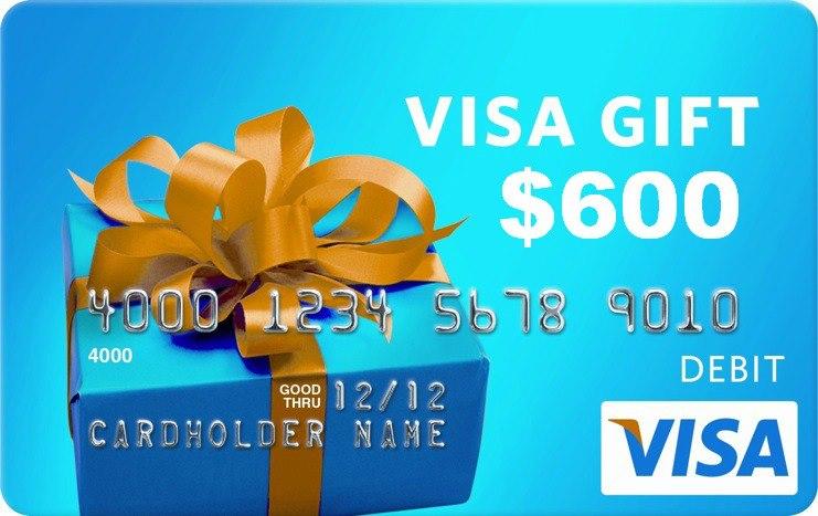 $600 Visa Gift Card Giveaway - c4a.bc9.myftpupload.com
