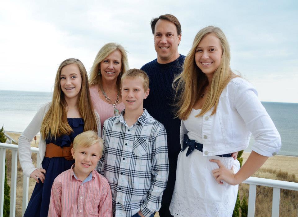 Wilson Family Easter