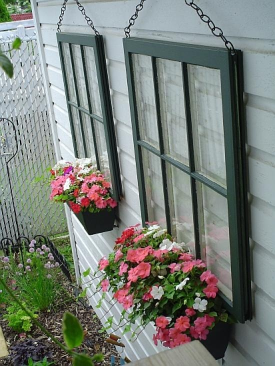 Window Boxes- and creative containers