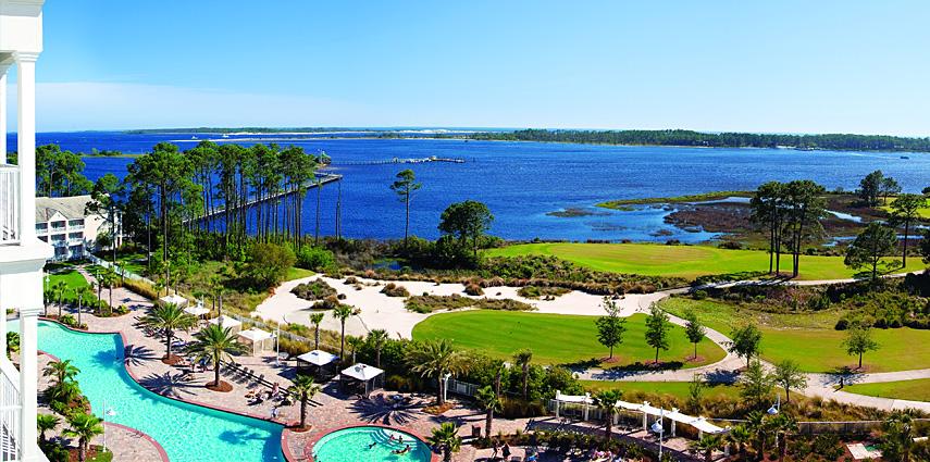 Wyndham Bay Point Resort In Panama City Beach Florida