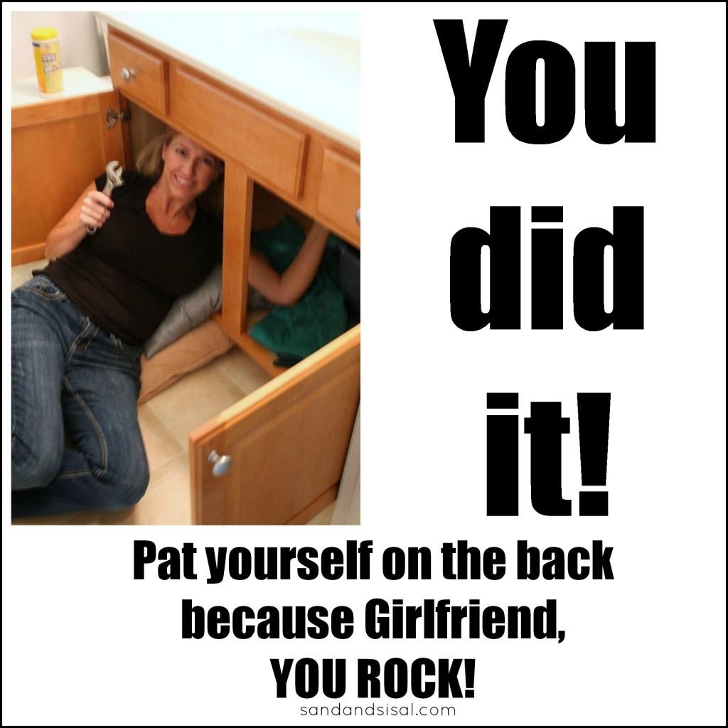 girlfriend you rock!