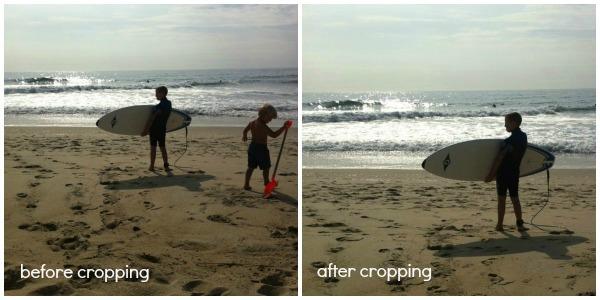 Editing a Photo