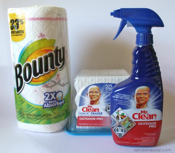 Mr. Clean Outdoor Pro