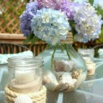 Simple Summer Centerpiece + Blog Hop
