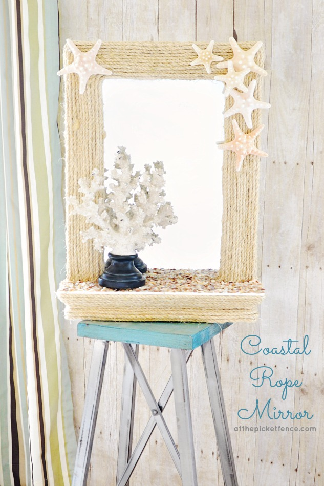 DIY-Coastal-Rope-Mirror-Makeover-from-www.atthepicketfence.com_