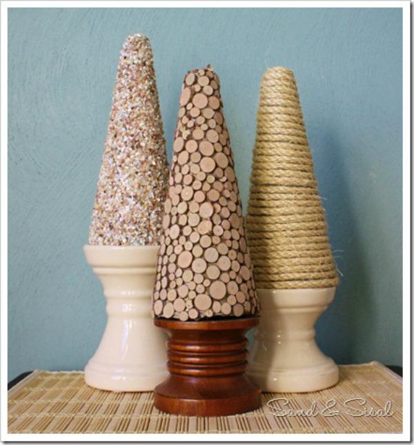Textured Cones