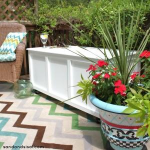 DIY Storage Box / Bench