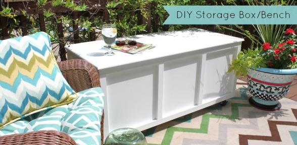 DIY Storage Box slide