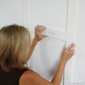 Install Board and Batten