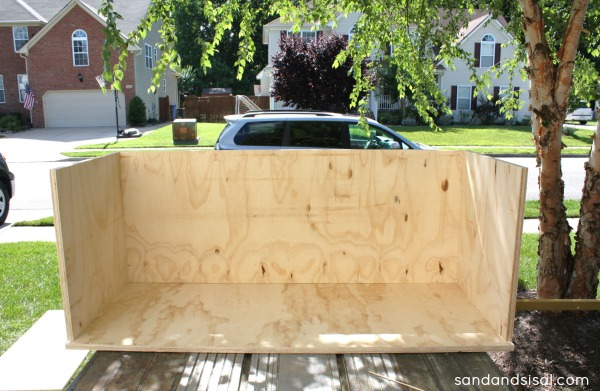 Make a storage box