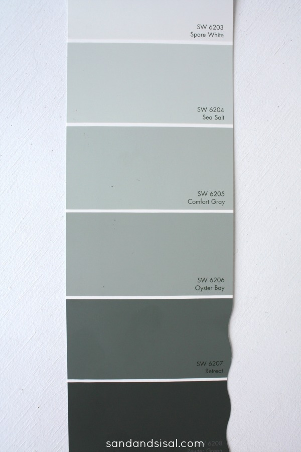 Sea Salt-Comfort Gray-Oyster Bay- Retreat & When Oyster Bay and Retreat Meet - Sand and Sisal