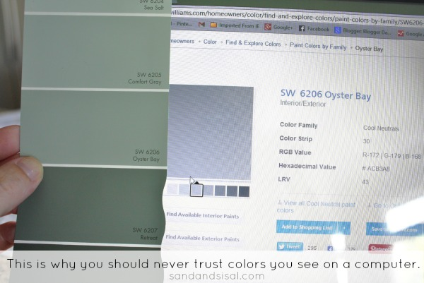 Why you shouldn't trust colors on a computer screen