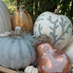 Creative Coastal Pumpkins for Chic Beach Decor