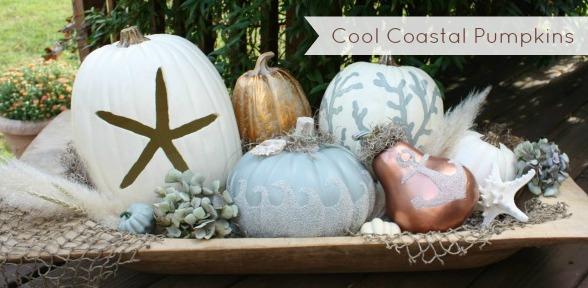 Cool Coastal Pumpkins slide