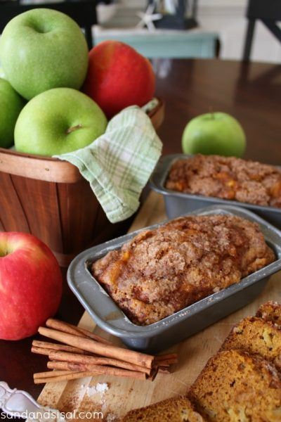 Pumpkin-Apple-Bread-with-Streusel-Topping-Sand-and-Sisal