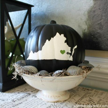 Virginia State Pumpkin Thumbnail