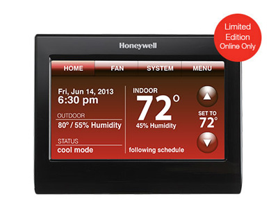 Voice Controlled Honeywell Thermostat + $100 Giveaway