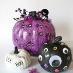 Cool Duck Tape Pumpkins
