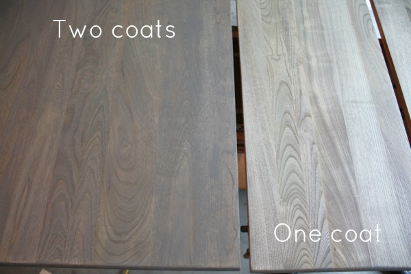 Weathered Oak Stains