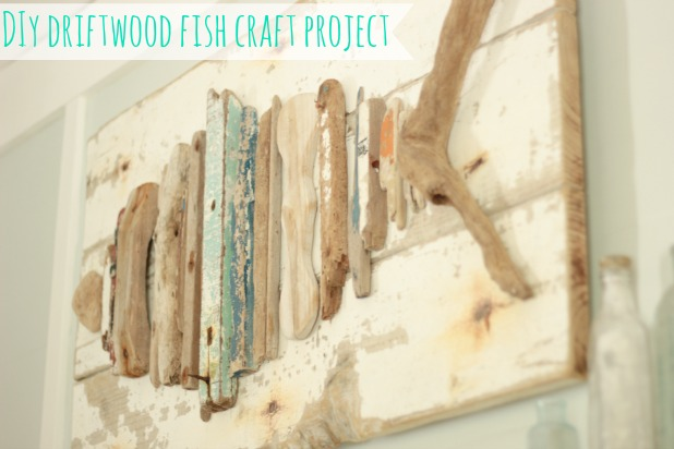 Driftwood Fish Art