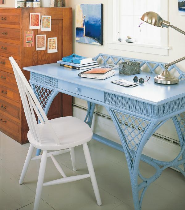 Maine Cottage Emily Desk Winsor Chair