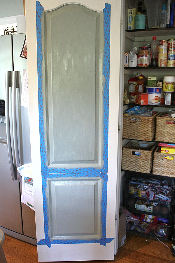 paint the insides of doors