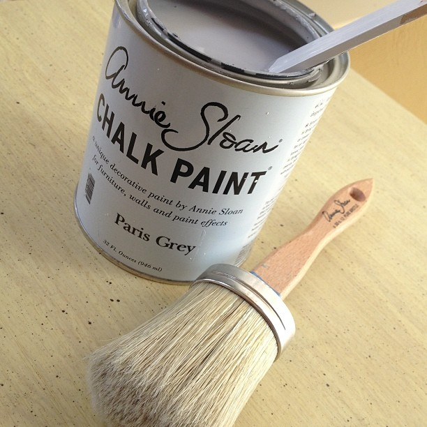 Paris Gray Chalk Paint