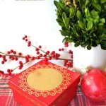Decorative Paper Mache Gift Boxes