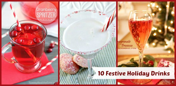 10 Festive Holiday Drinks slide