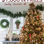 Balsam Hill Christmas Tree Giveaway